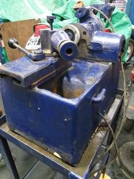 Rectificadora de valvulas y botadores
