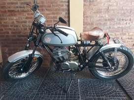 Vendo o Permuto  Zanella 200 rb Cafe Racer