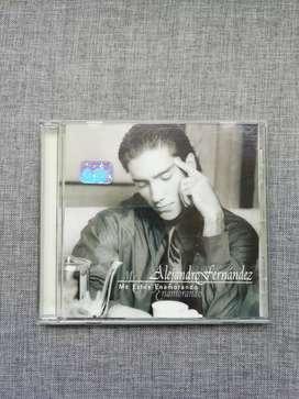 "CD Alejandro Fernández ""Me Estoy Enamorando"" 1997"