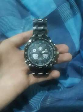 Reloj casio color negro