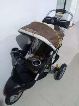 Coche para bebé Jeep