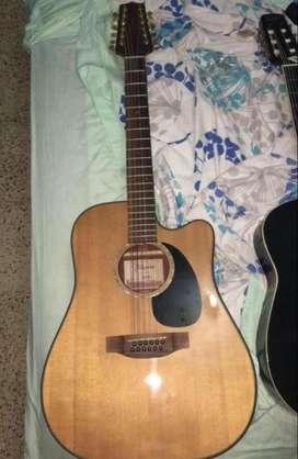 Guitarra Takamine EG435