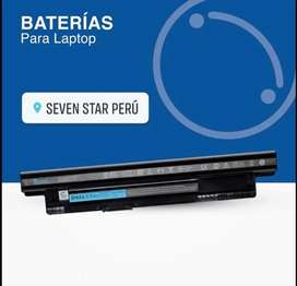 Baterías de laptop desde 120 soles