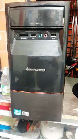 Torre corporativa lenovo core i3