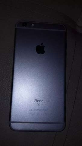 Iphone 6s Plus, color Plata