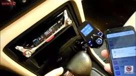 transmisor  fm. bluethooth