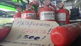 MATAFUEGOS OFERTA !!!