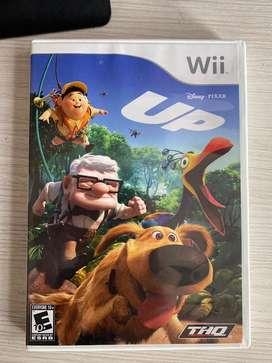 Up Disney- Wii