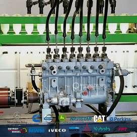 Reparación De Bombas Inyectora - Servicio Linea Pesada Truck