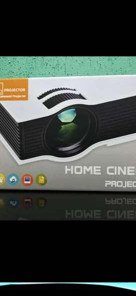 VIDEO PROYECTOR HOME  CINEMA 500 LUMENS