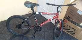 Vendo bicicleta montañera corrente #20 en oferta aprovecha