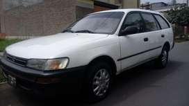 Totora corolla station wagon 2001 automatico gnv