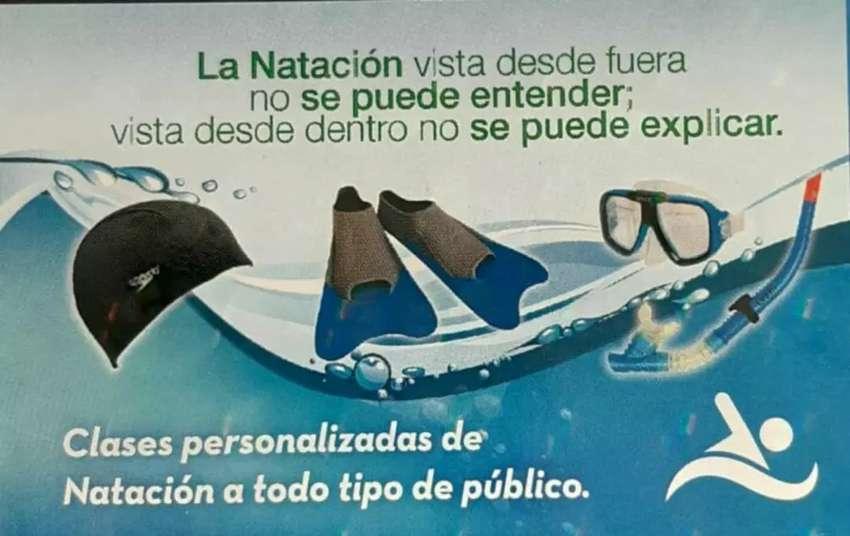 CLASES DE NATACIÓN 0