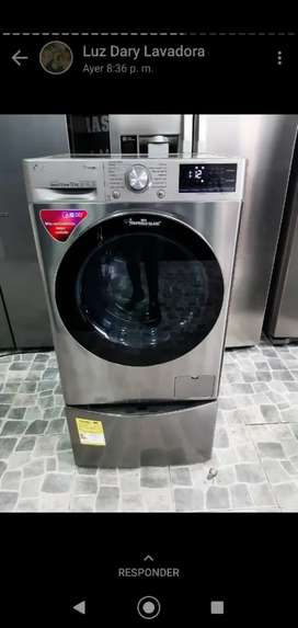 Venta de lavadora twin
