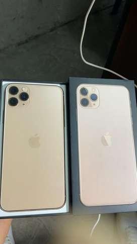 Vendo iphone 11 pro max con caja