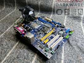 COMBO CORE 2 DUO 4300 1.8 GHZ Y MOTHERBOARD FOXCONN 671M02