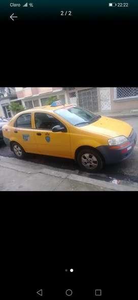 De oportunidad!! Vendo taxi amarillo