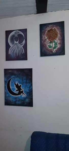 Hermosas pinturas