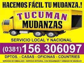 MUDANZAS EN TUCUMAN 38I63O6O97
