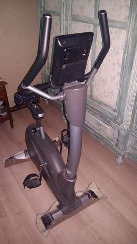 Bicicleta Electromagnetica Fija Profesional Fitage Ge110