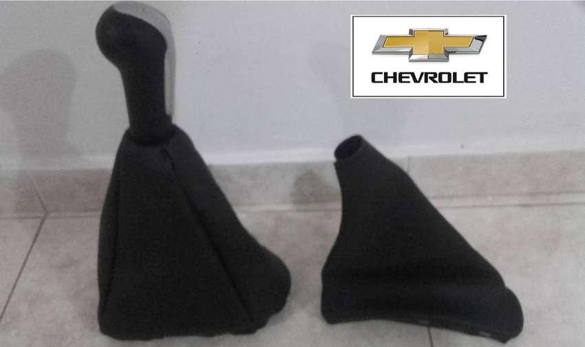 Forro de Palanca  Cambio Chevrolet Spark 0