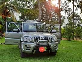 Vendo Camioneta Mahindra Scorpio 4x2