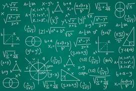 Clases de matemáticas y química