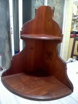 Esquinero de madera maciza (roble)