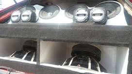 Instalación de Sonido para Carros.