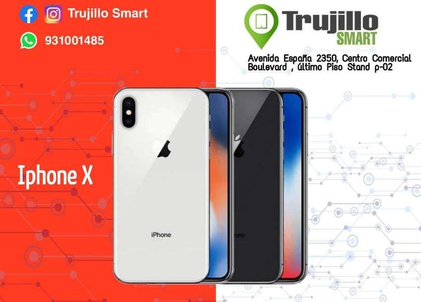 iPhone X 64 Gb Caja Sellada 0
