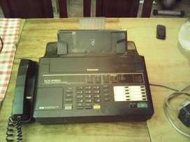 Vendo excelente fax panasonic