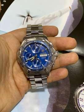 Reloj Tag Heuer Aquaracer Automatico Como Nuevo Original