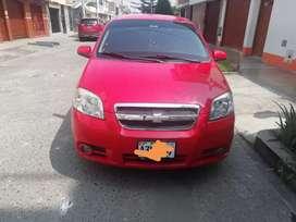 Vendo Chevrolet Aveo impecable. Full equipo ,alarma,aros magnético, pestillo electrónico,