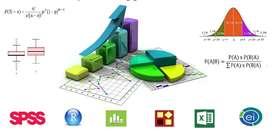 Trabajos de estadística en Cartagena