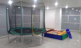 Alquiler de piscinas de pelotas para eventos infantiles
