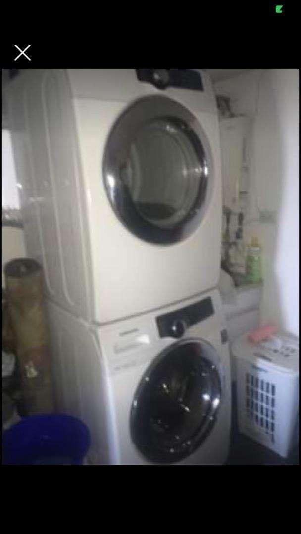 Lavadora y secadora Samsung 16 Kg