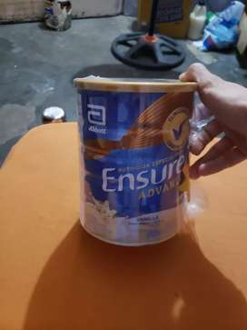 Vendo ensure advance x900 gr sabor vainilla