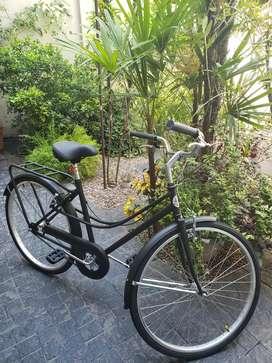 Bicicleta rondinela nueva sin uso