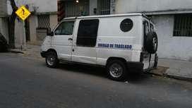 Renault Trafic 3101 Furgón segunda mano  San Cristóbal, Capital Federal