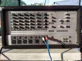 Planta consola de 150 watts RMS