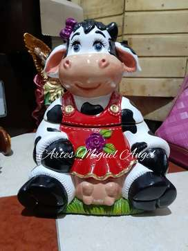 Vaca huevera