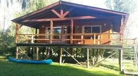 Cabaña en Alquiler Isla de Tigre
