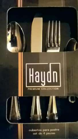 Cubiertos Finos Haydn Premium Collection