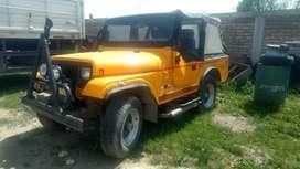 Jeep 4 X4 IKA