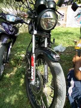 CAMBIO MOTO NKD 125