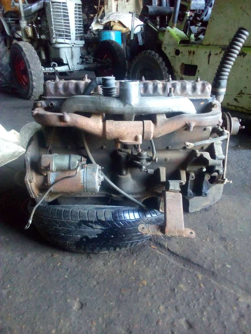Motor indenor 6 cilindros 0