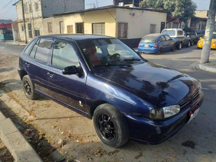 Volkswagen Gol Año 2000 0