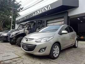 Mazda 2 Hatchback Automatica Sec 2012 1.5 FWD 071