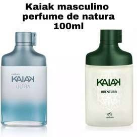 Kaiak masculino de natura