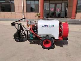 Fumigadoras agricolas comerciales  industriales, diversas capacidades, autopropulsadas para montar a tractor etc